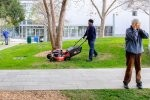 narzędzia - kosiarka do trawy